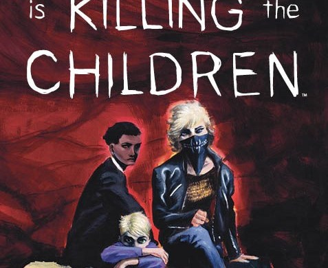 SomethingKillingChildren_017_Cover_A_Main ComicList Previews: SOMETHING IS KILLING THE CHILDREN #17