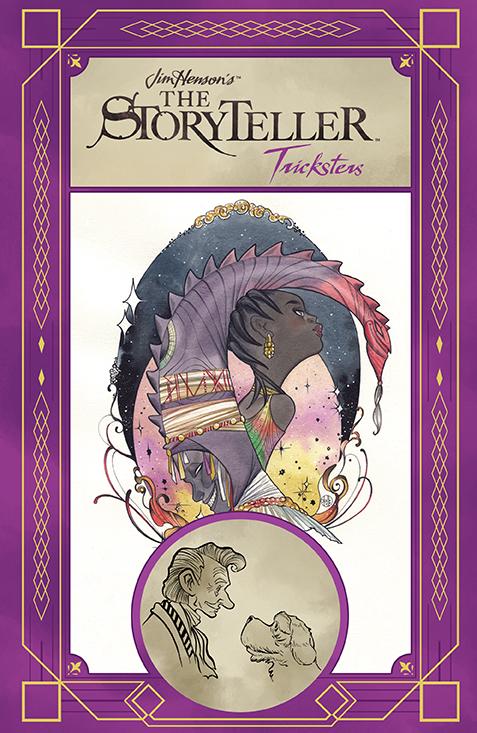Storyteller_Tricksters_Cover_HC BOOM! Studios September 2021 Solicitations