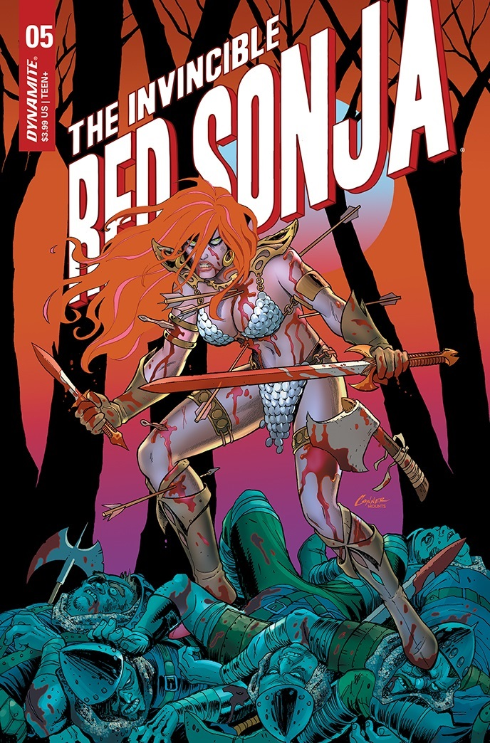 TIRS-05-05011-A-Conner Dynamite Entertainment September 2021 Solicitations