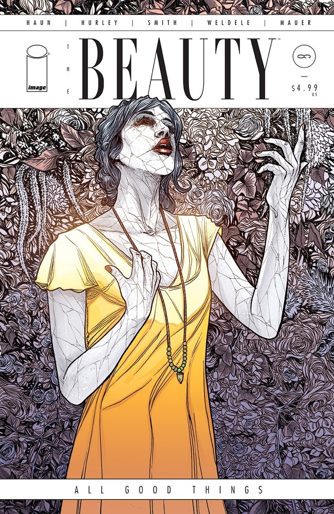 TheBeauty_allgoodthings Image Comics September 2021 Solicitations