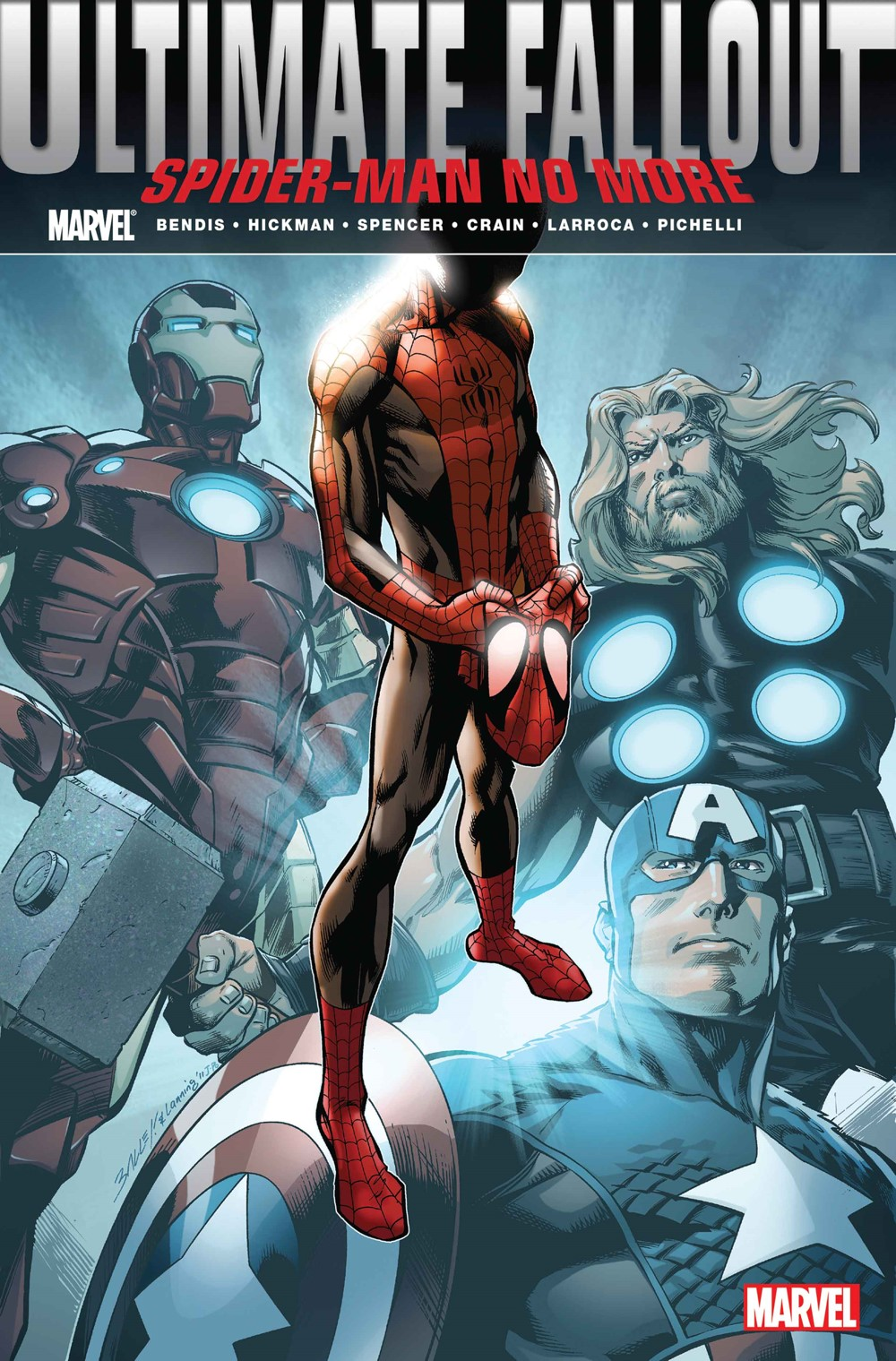UCFALLOUT_FACIMILE Marvel Comics September 2021 Solicitations
