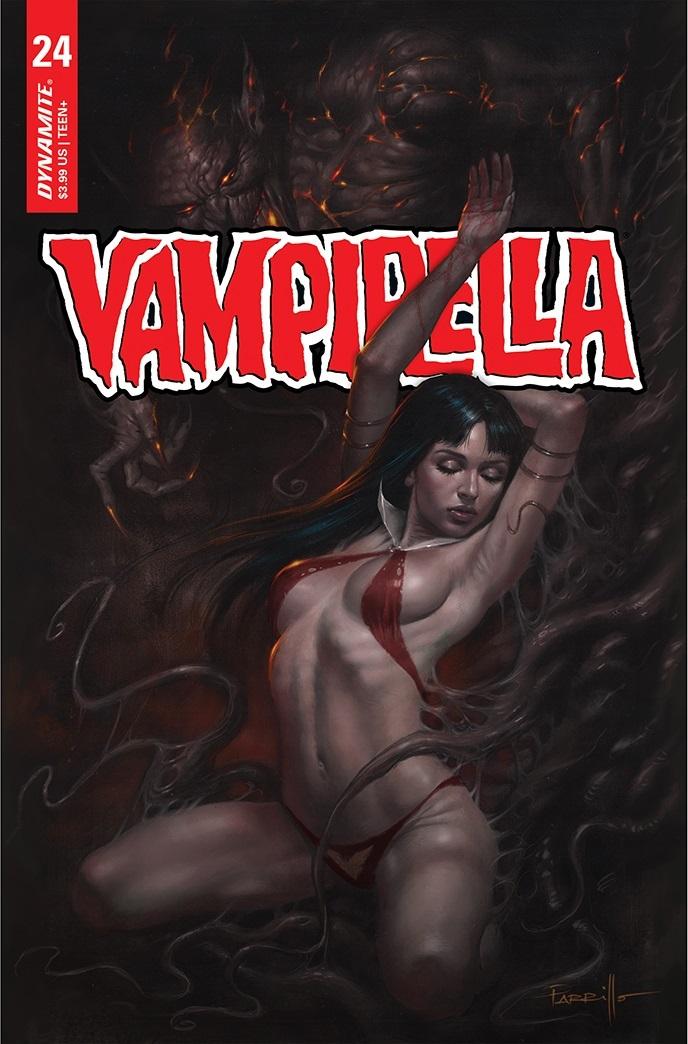 Vampi-24-24011-A-PArrillo Dynamite Entertainment September 2021 Solicitations