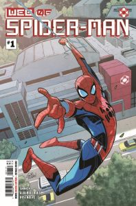 WEBOFSM2020001_Preview-1-198x300 ComicList Previews: W.E.B. OF SPIDER-MAN #1 (OF 5)