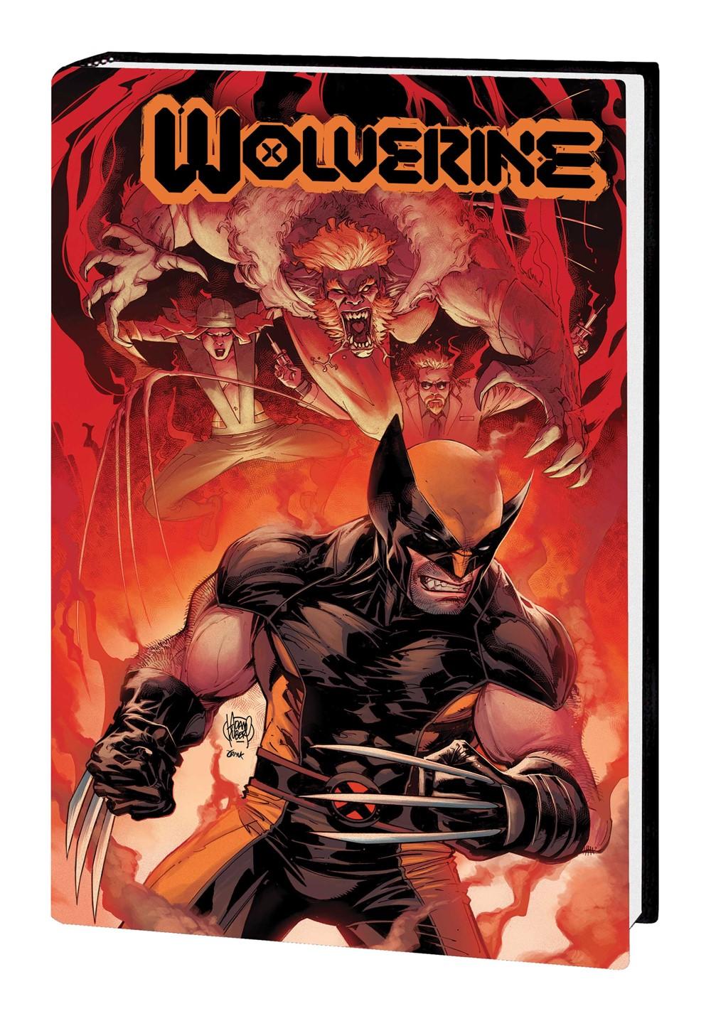 WOLVERINE_PERCY_VOL_1_HC Marvel Comics September 2021 Solicitations