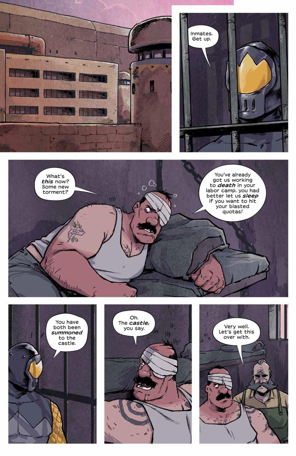 Wynd_007_PRESS_3 ComicList Previews: WYND #7