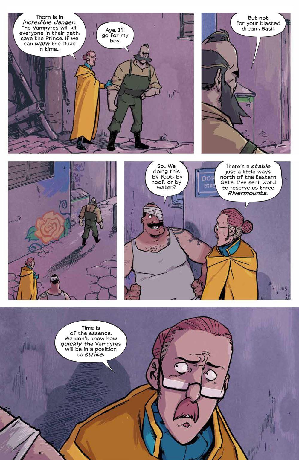 Wynd_007_PRESS_8 ComicList Previews: WYND #7