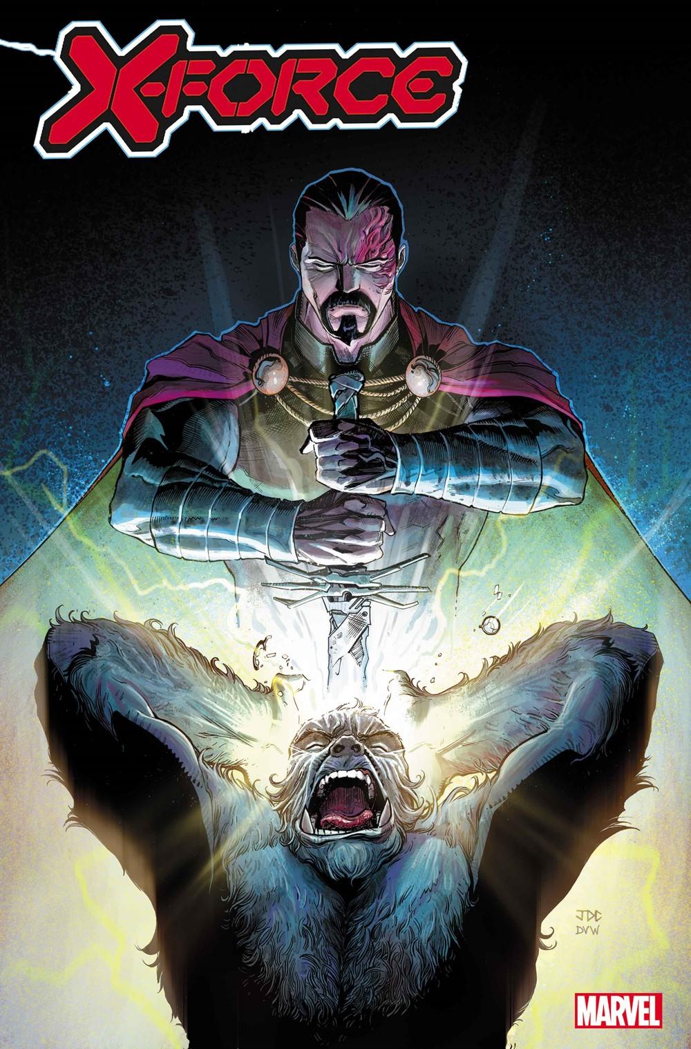 XFORCE2019023_cov Marvel Comics September 2021 Solicitations
