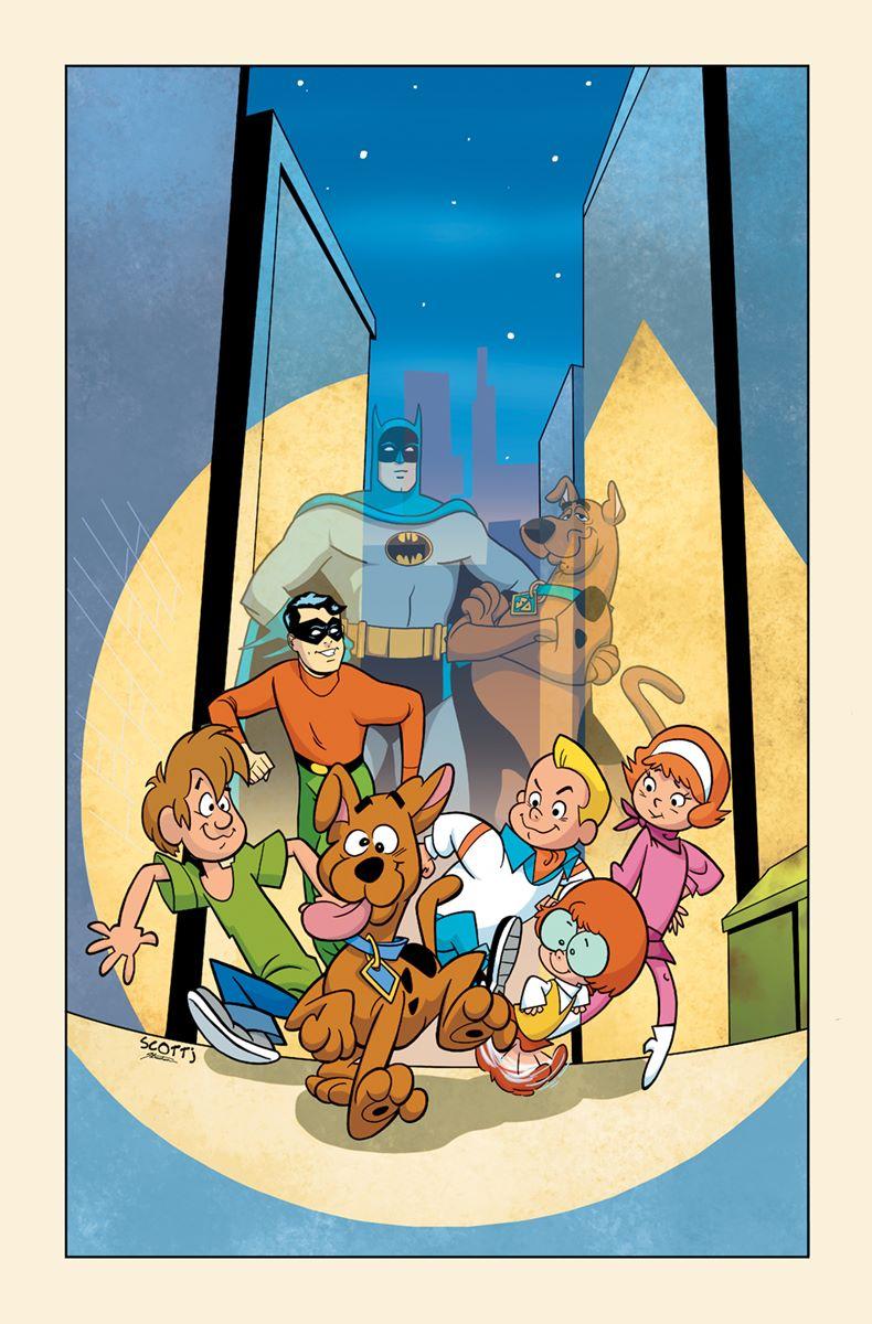 batman_scooby_6-print-cover DC Comics September 2021 Solicitations