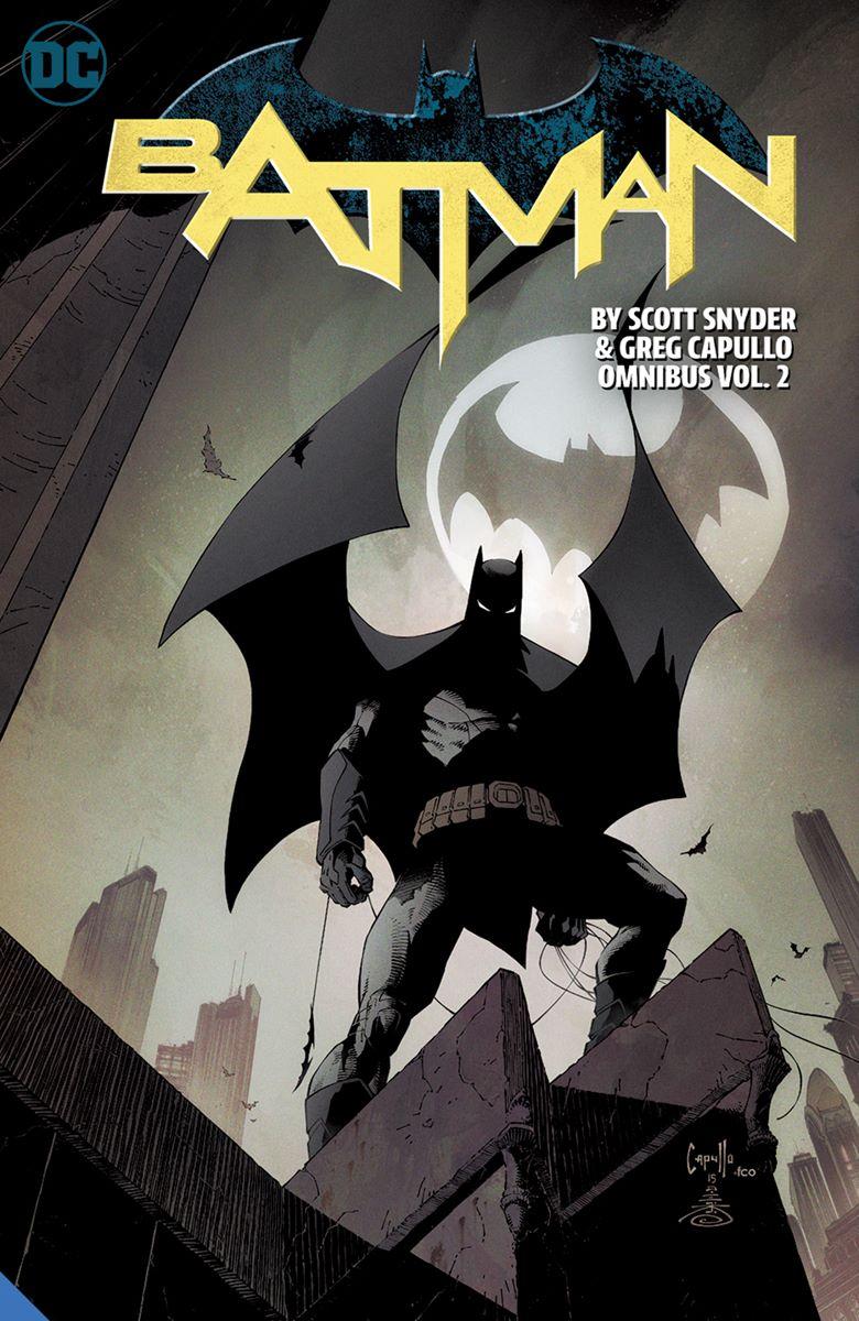 batmanbysnydercapullo-omni-vol2_adv DC Comics September 2021 Solicitations
