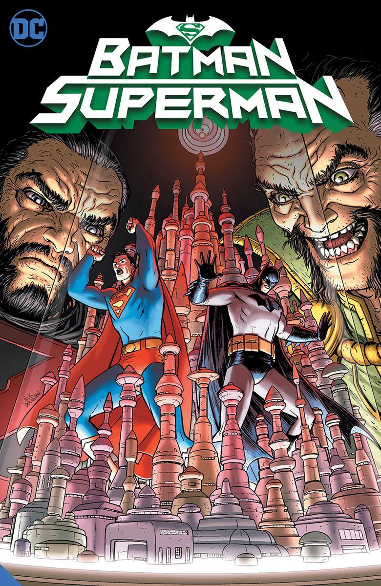 batmansuperman-vol2_adv DC Comics September 2021 Solicitations