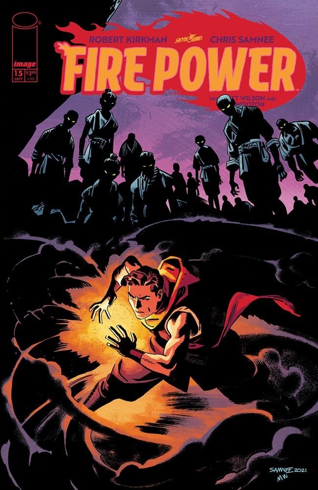 firepower_15_cover Image Comics September 2021 Solicitations