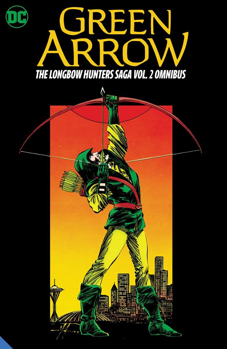 greenarrowthelongbowhunterssaga-omni-vol2_adv DC Comics September 2021 Solicitations