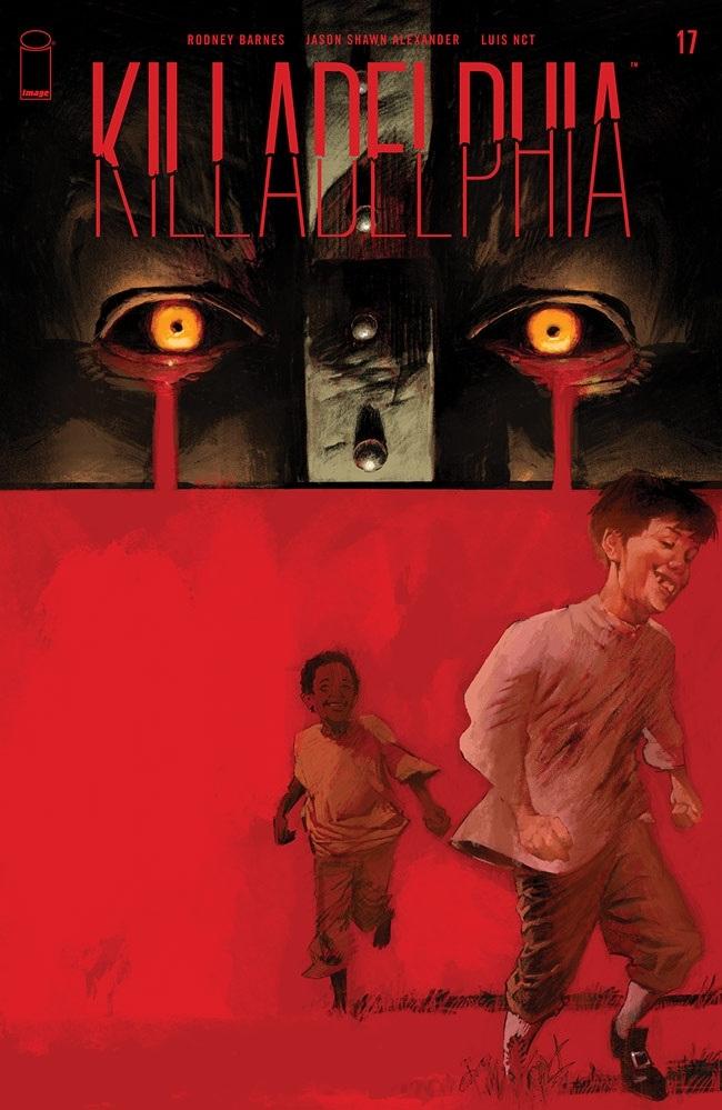 killadelphia_17_cov_a Image Comics September 2021 Solicitations