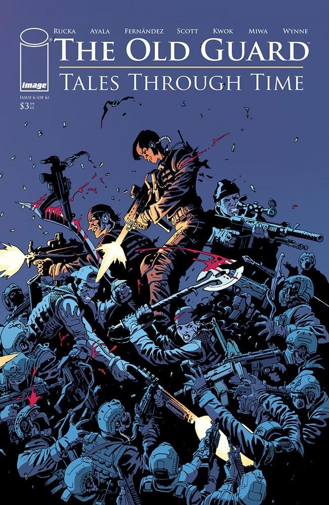 oldguard_tales06_covc Image Comics September 2021 Solicitations