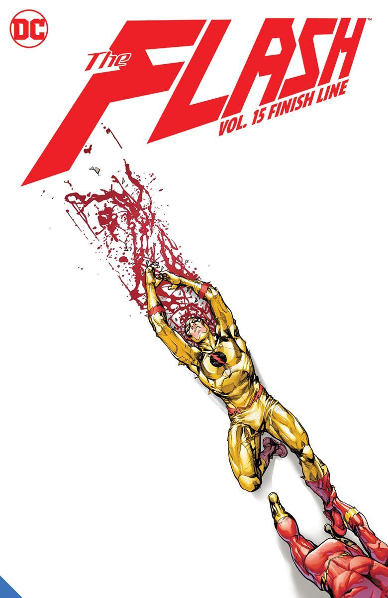 theflash-vol15-finishline_adv DC Comics September 2021 Solicitations