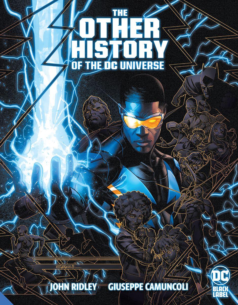 theotherhistoryofthedcu_adv DC Comics September 2021 Solicitations