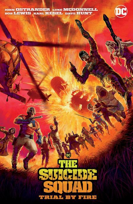 0421DC836 ComicList: DC Comics New Releases for 07/28/2021