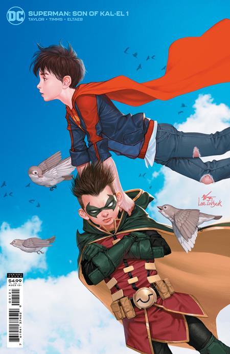 0521DC002 ComicList: DC Comics New Releases for 07/28/2021
