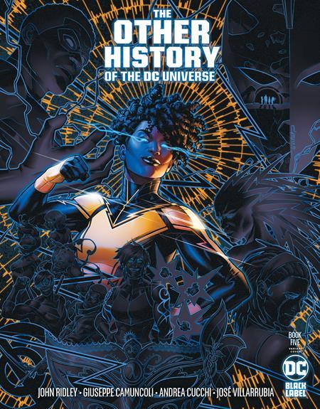 0521DC131 ComicList: DC Comics New Releases for 07/28/2021
