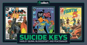 073021A-300x157 Suicide Keys: Harley Quinn, Bloodsport, and Peacemaker
