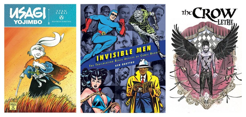 84472f17-3d8d-90da-0d5f-2d7383c2d14c Will Eisner Comic Industry Awards recognizes Stan Sakai, Peach Momoko, and Ken Quattro