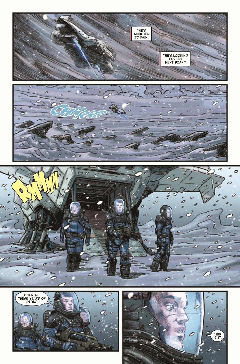 ALIENSAFTERMATH2021001_Preview-2 ComicList Previews: ALIENS AFTERMATH #1