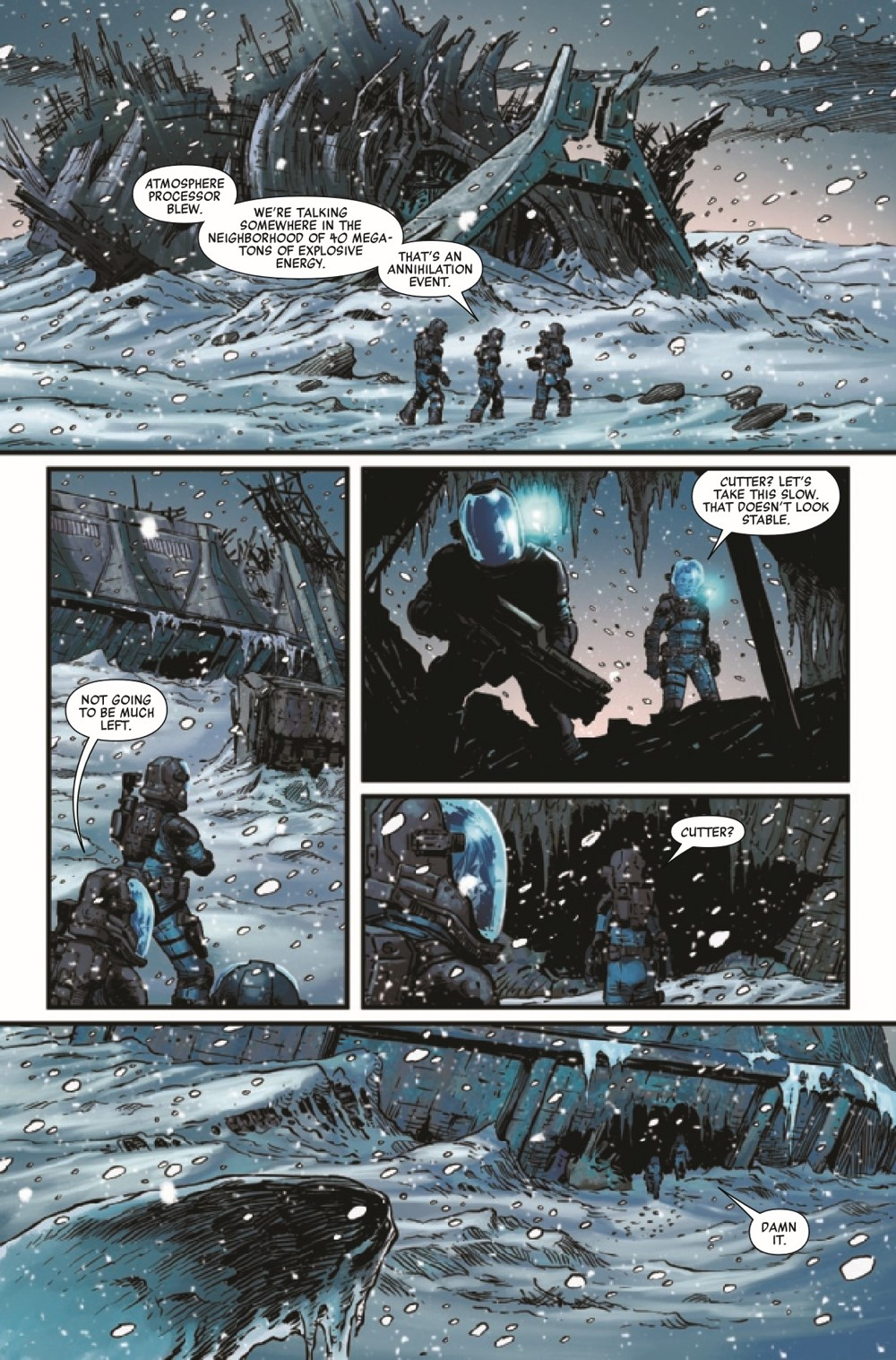 ALIENSAFTERMATH2021001_Preview-4 ComicList Previews: ALIENS AFTERMATH #1