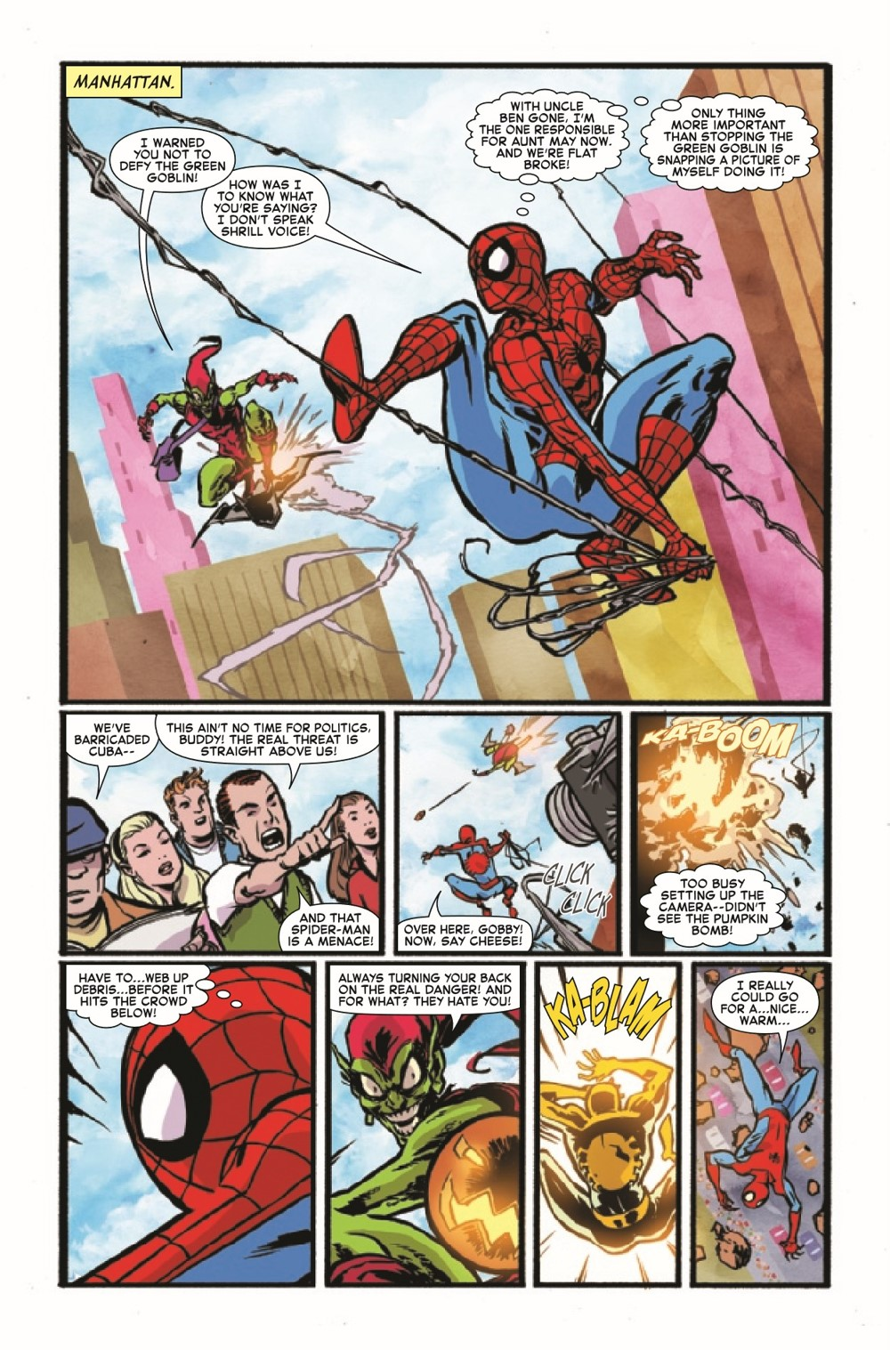 AMFAN2021001_Preview-5 ComicList Previews: AMAZING FANTASY #1 (OF 5)