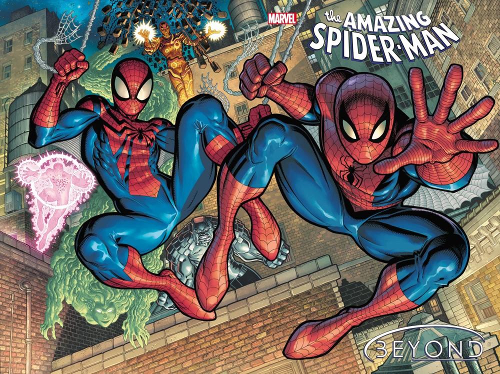 ASM2018075covCol-1 Marvel Comics October 2021 Solicitations