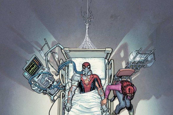ASM2018076_cov Marvel unleashes covers for October issues of AMAZING SPIDER-MAN
