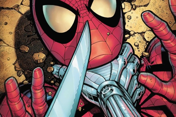 ASM2018077_cov Marvel unleashes covers for October issues of AMAZING SPIDER-MAN