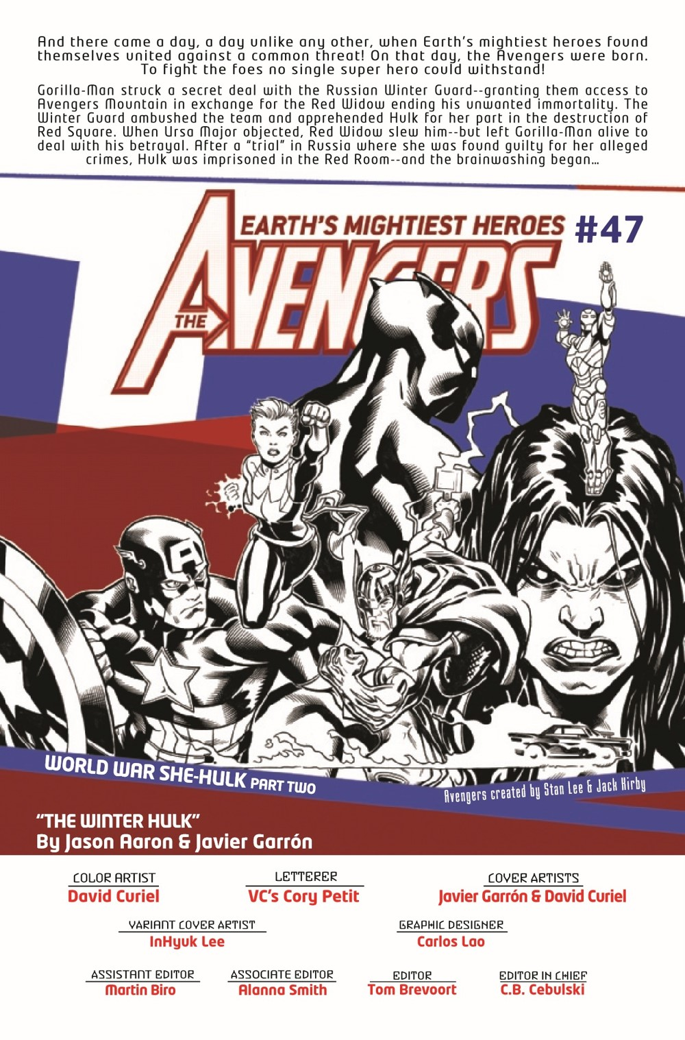 AVEN2018047_Preview-2 ComicList Previews: THE AVENGERS #47
