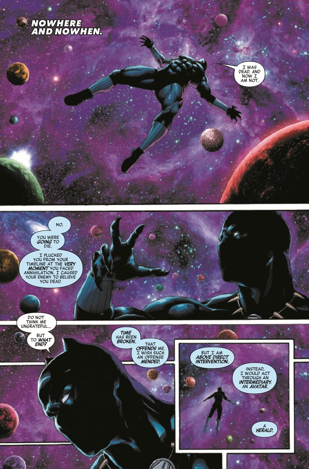 AVENMECHST2021005_Preview-3 ComicList Previews: AVENGERS MECH STRIKE #5 (OF 5)