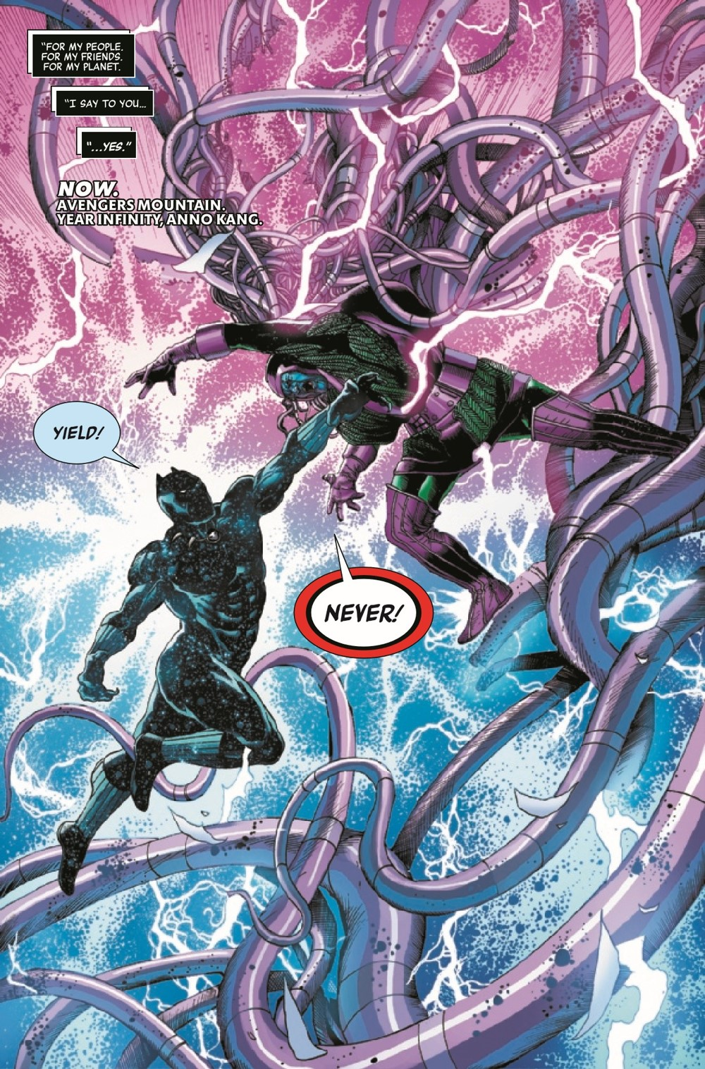 AVENMECHST2021005_Preview-5 ComicList Previews: AVENGERS MECH STRIKE #5 (OF 5)