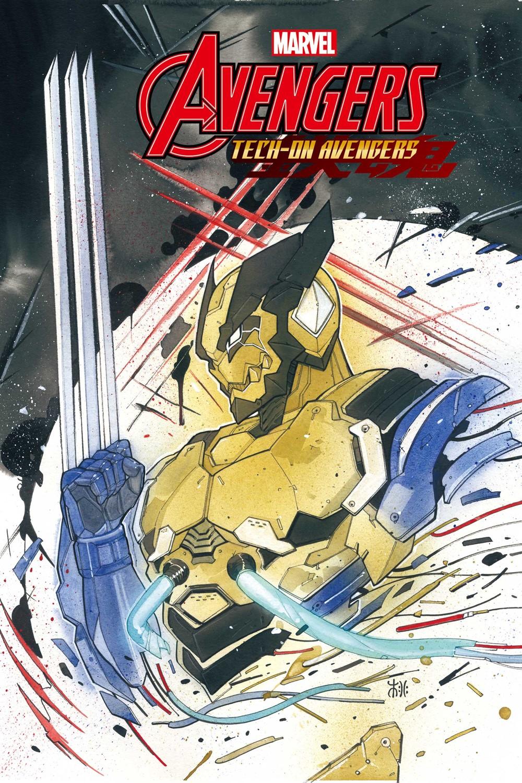 AVENTECHON2021003_Momoko Marvel Comics October 2021 Solicitations