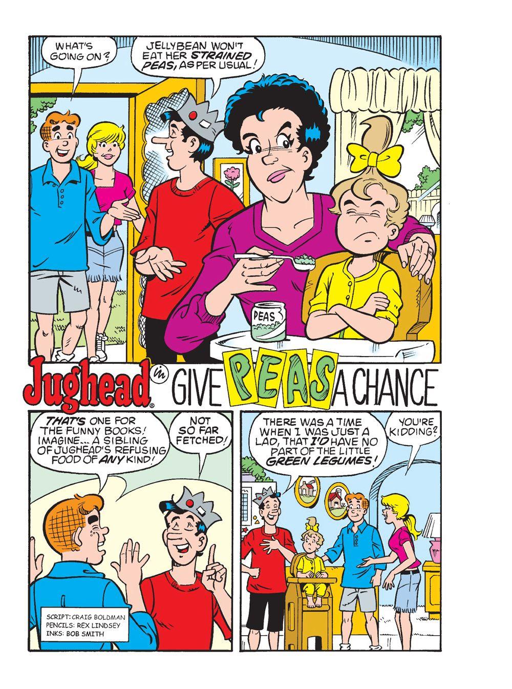 ArchieShowcaseDigest_04-170 ComicList Previews: ARCHIE SHOWCASE DIGEST #4