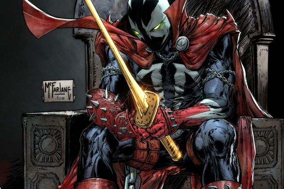 B-King-Spawn-1-COVER_c6815a0147f8285e3b5042ebb3626151 Signed and numbered KING SPAWN #1 cover revealed