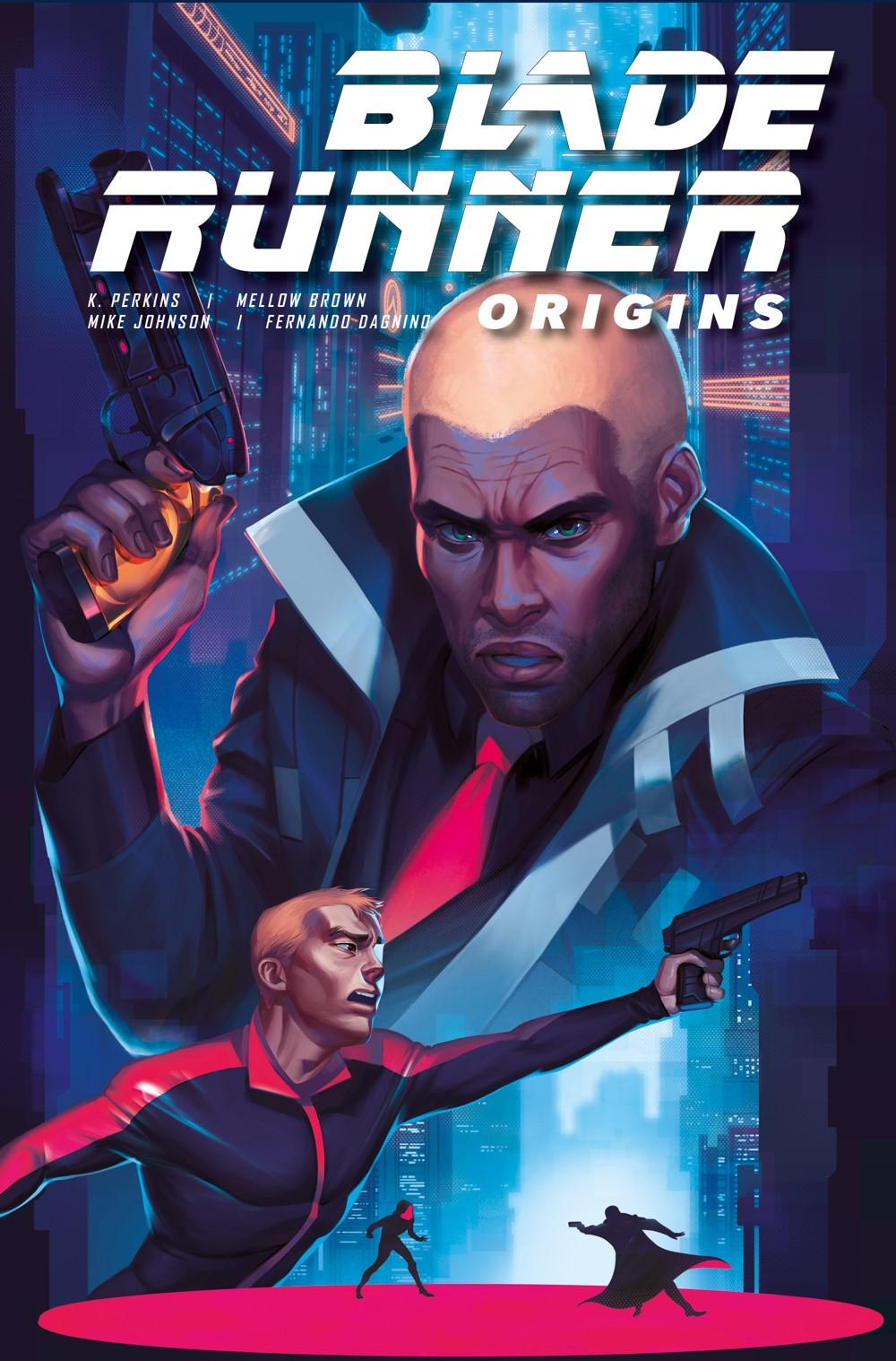 BLADE-RUNNER-ORIGINS-7-CVR-B-GLASS Titan Comics October 2021 Solicitations