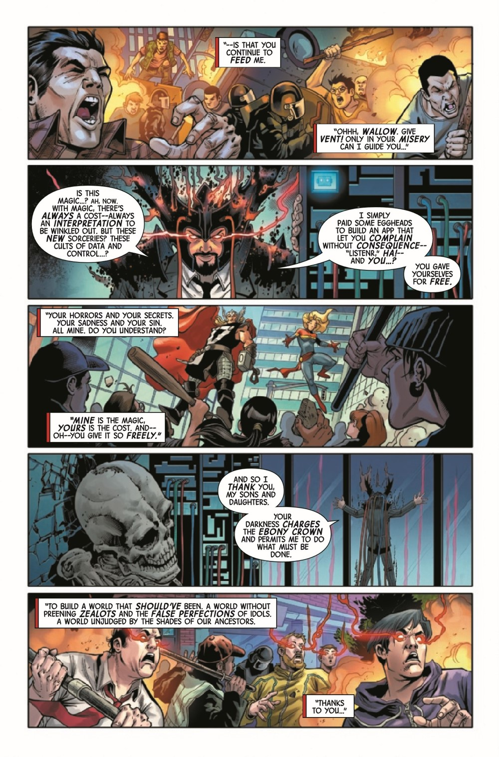 BLKKNGHTCURSE2021005_Preview-4 ComicList Previews: BLACK KNIGHT CURSE OF THE EBONY BLADE #5 (OF 5)