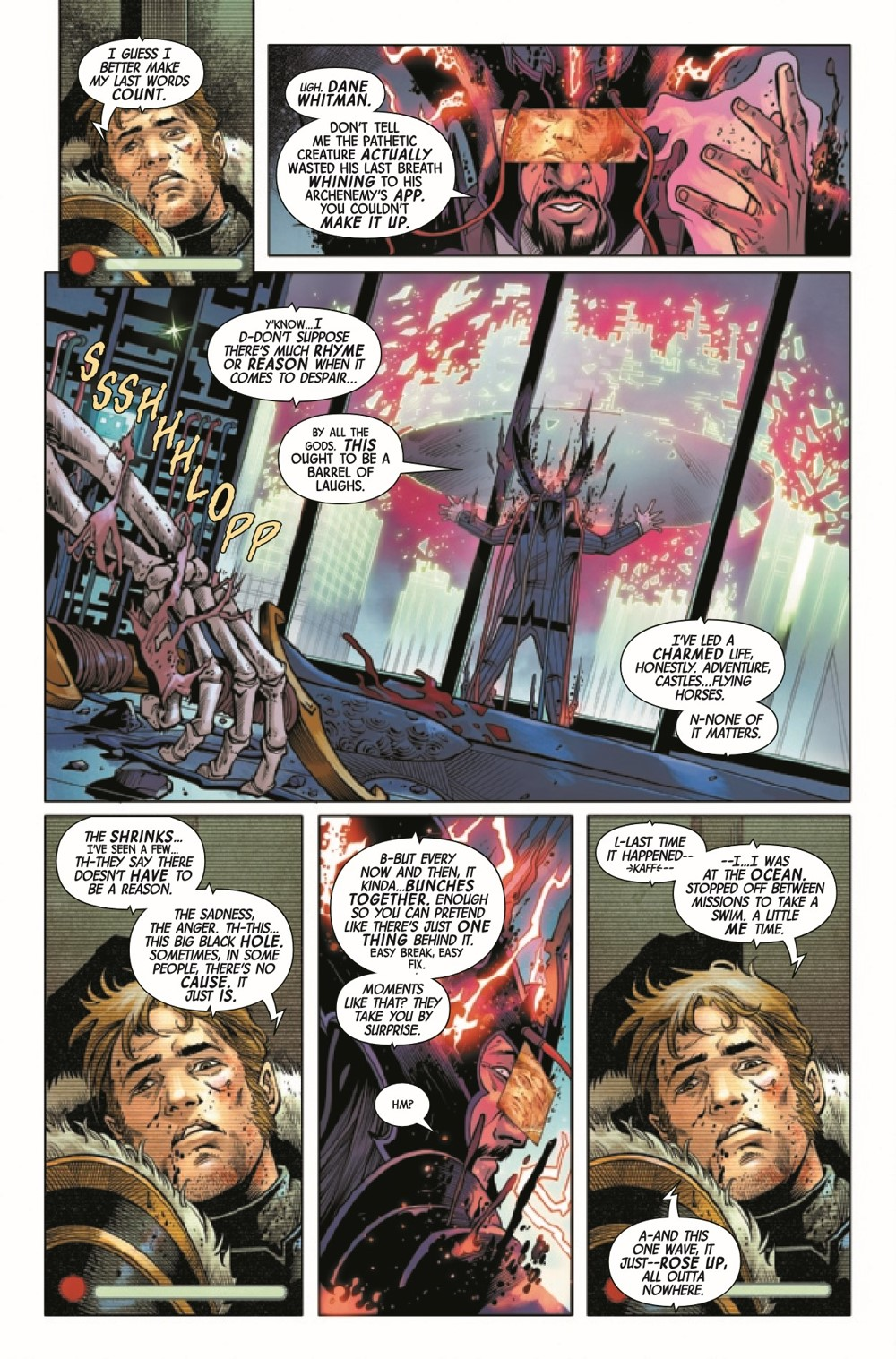 BLKKNGHTCURSE2021005_Preview-6 ComicList Previews: BLACK KNIGHT CURSE OF THE EBONY BLADE #5 (OF 5)