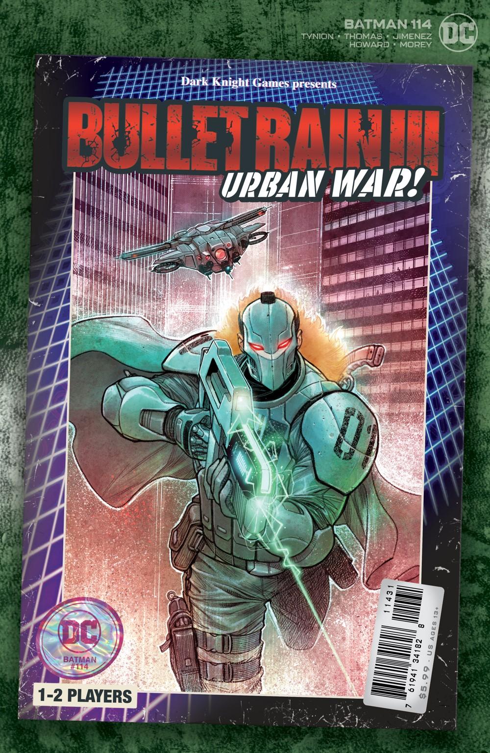 BM_Cv114_1in25_var_11431 DC Comics October 2021 Solicitations