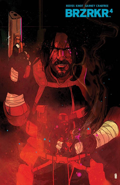 BRZRKR_004_Cover_B_Variant ComicList: BOOM! Studios New Releases for 07/28/2021