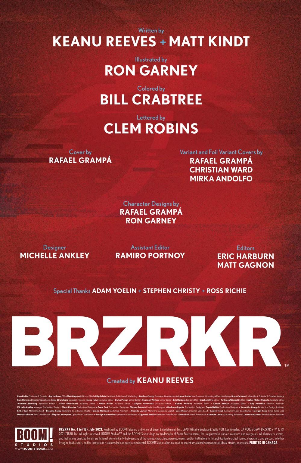BRZRKR_004_PRESS_2 ComicList Previews: BRZRKR #4 (OF 12)