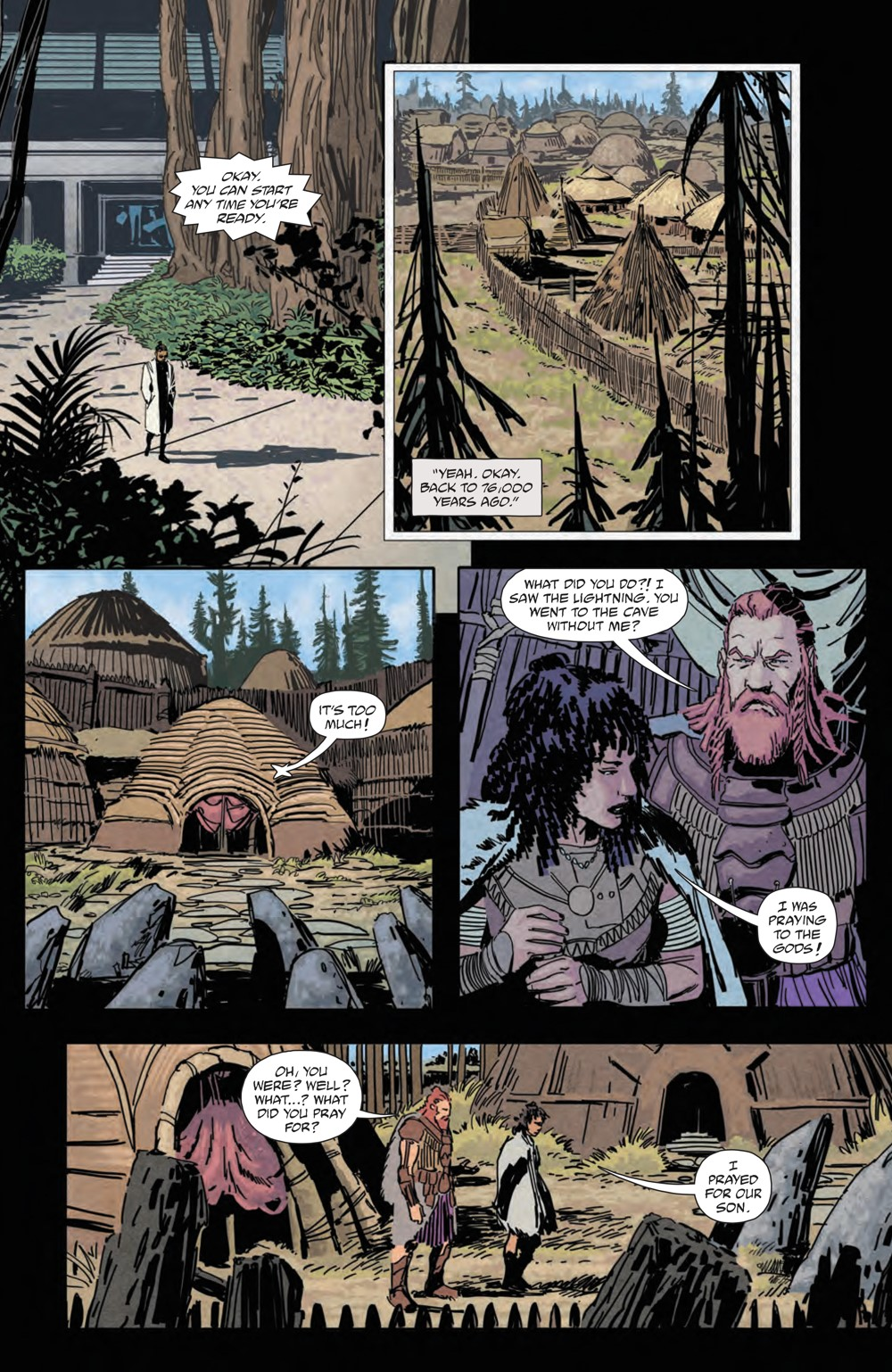 BRZRKR_004_PRESS_4 ComicList Previews: BRZRKR #4 (OF 12)