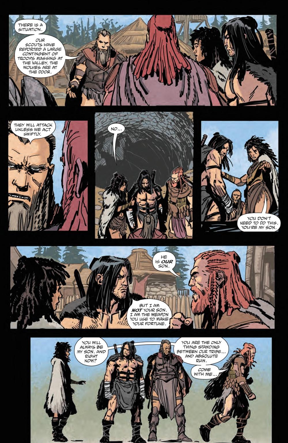 BRZRKR_004_PRESS_6 ComicList Previews: BRZRKR #4 (OF 12)