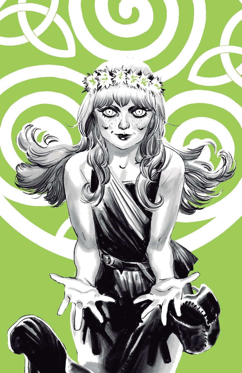 Basilisk_003_Cover_C_SenseVariant ComicList Previews: BASILISK #3