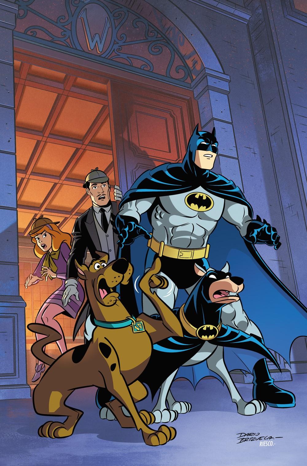 Batman-SD-cover-issue-7-color-final DC Comics October 2021 Solicitations
