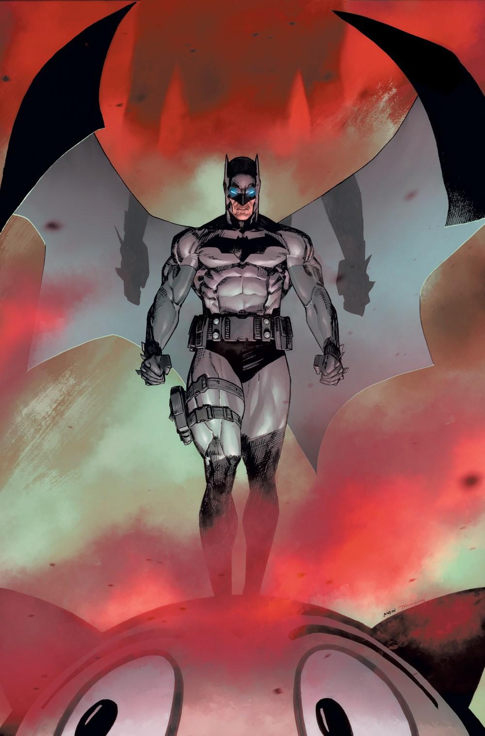 BatmanCatwoman-8_for-logo DC Comics October 2021 Solicitations