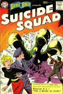 Brave-and-the-Bold-25-202x300 The Keys You Need: The Suicide Squad