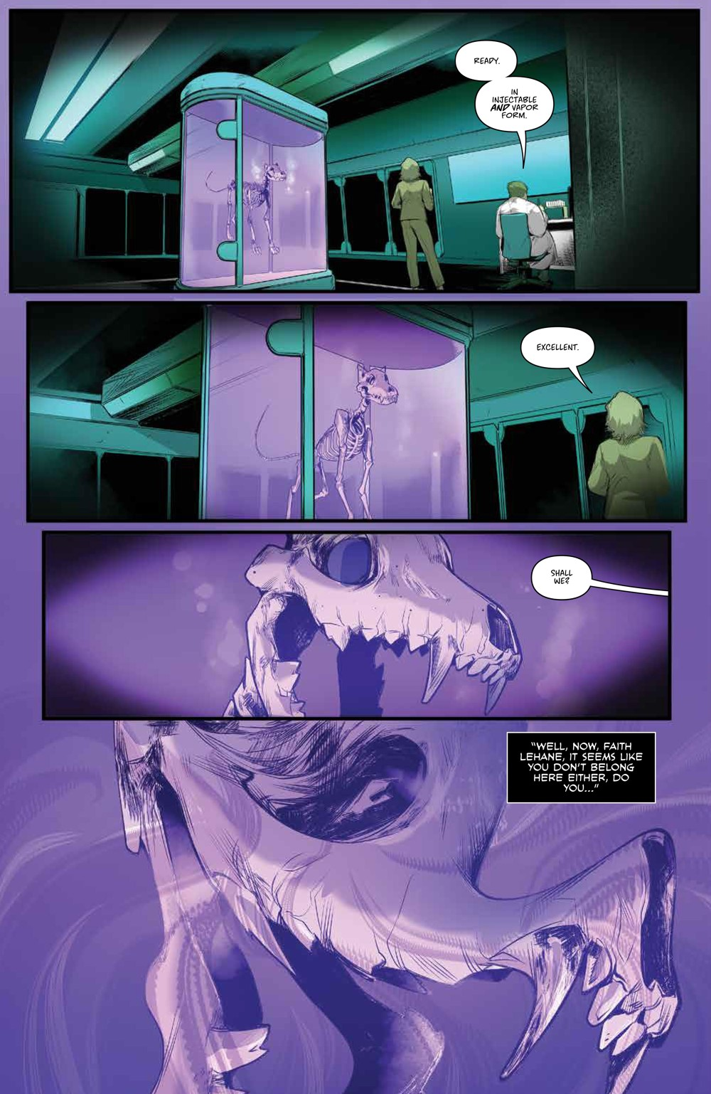 Buffy_028_PRESS_5 ComicList Previews: BUFFY THE VAMPIRE SLAYER #28
